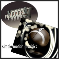 simple motion graphics